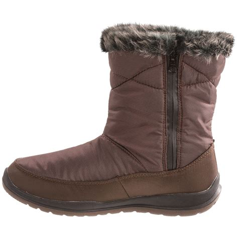 womens waterproof snow boots clearance kamik strasbourg snow boots for save 82
