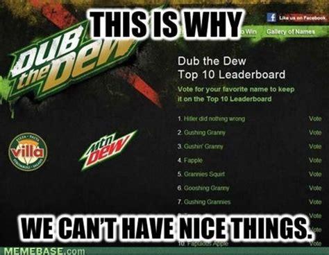 Dub Meme - image 381515 dub the dew know your meme