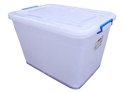 plastic storage containers large medium small size plastic clear storage box