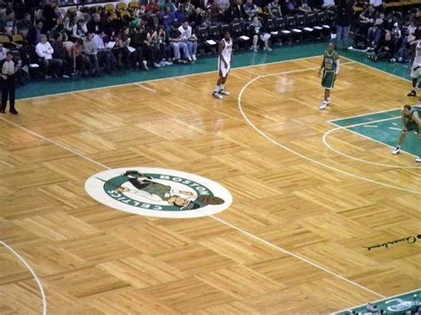 Boston Garden Parquet Floor panoramio photo of td garden boston parquet floor closer