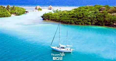 roatan es nombrada como el mejor destino turistico de