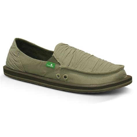 slip on shoes sanuk shuffle slip on shoes s evo outlet