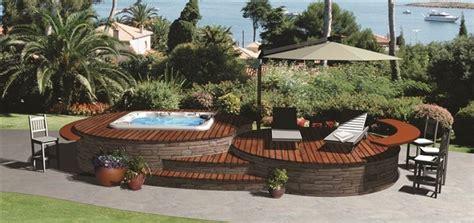 Spa Patio Designs by Deck Design Traditional Patio San Diego