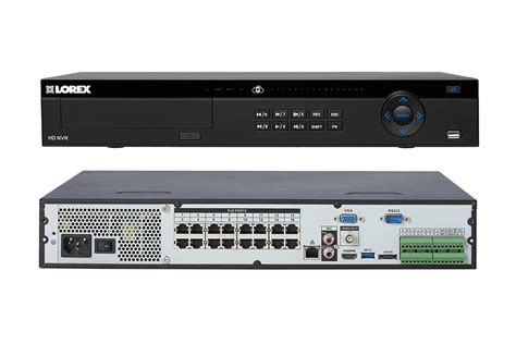 ip security systems 2k ip security system with 16 channel nvr and 12