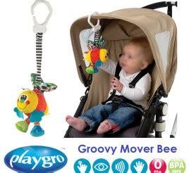 Playgro Grover Mover Bee Mainan Bayi asibayi toko perlengkapan bayi dan ibu menyusui
