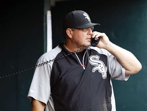 baseball bench coach duties white sox fire bench coach mark parent thescore com