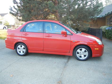 Aerio Suzuki 2003 Used Car For Sale By Owner 2003 Suzuki Aerio Sedan Car Ad