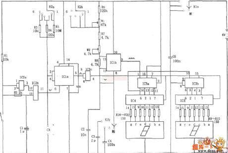 digital capacitor ic index 265 circuit circuit diagram seekic