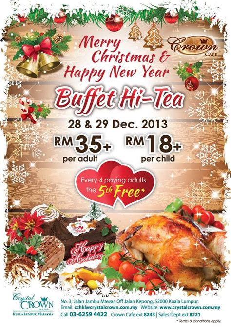 new year high tea buffet merry happy new year buffet hi tea