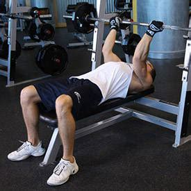 reverse triceps bench press reverse triceps bench press exercise guide and video