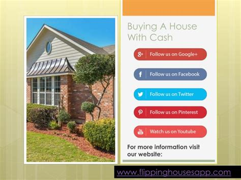 buying a house with cash closing costs ppt income property for sale powerpoint presentation id 7350498