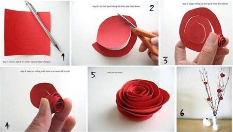 dei fiori cing san valentino fai da te dalla tavola al regalo con