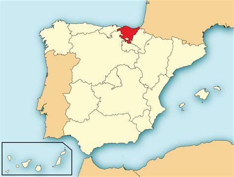 capital pais vasco file localizaci 243 n pa 237 s vasco svg wikimedia commons