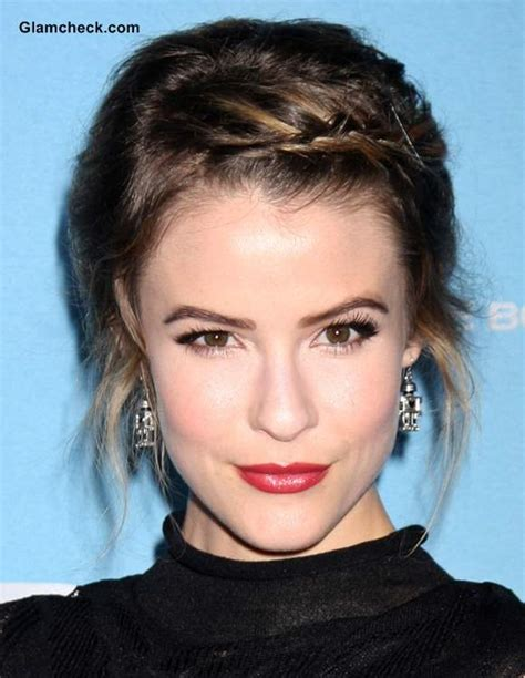 hairstyles braided bangs 15 best short braid hairstyles 2013 2014 short