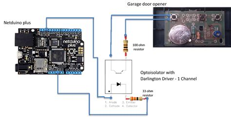 craftsman 1 2 hp garage door opener wiring craftsman