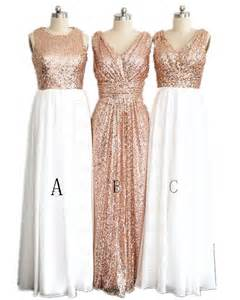 best 25 rose gold bridesmaid dresses ideas on pinterest