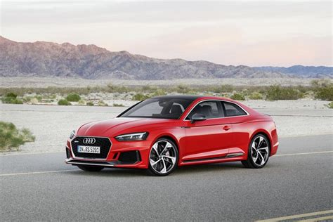 new audi rs5 2018 look 2018 audi rs5 ny daily news