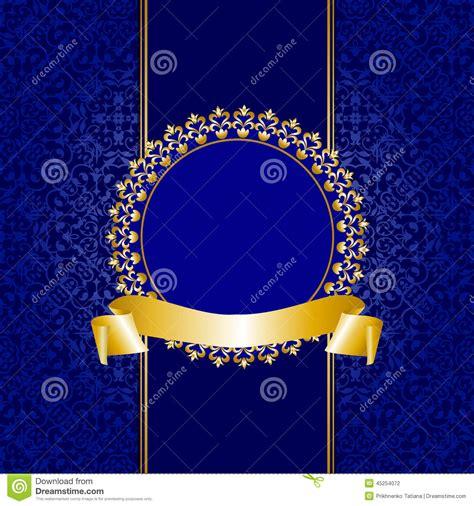 royal pattern frame royal background stock vector image 45254072