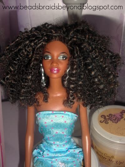 how to bring out curls in black hair do it yourself natural hair dolls curlynikki natural