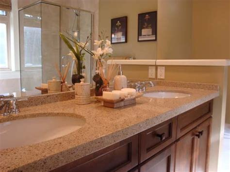 Bathroom Tile Countertop Ideas Bathroom Countertop Decorating Ideas And Cozy And Cozy Apinfectologia