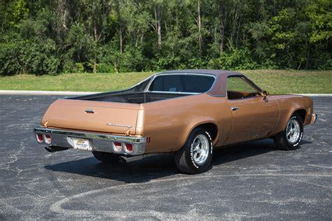 el camino 1975 chevrolet el camino fast classic cars