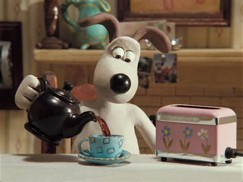 Wallace And Gromit Ask You To Wear Wrong Trousers by Wallace And Gromit Jam On Toast Captaincaffleck