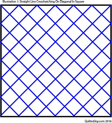 Black Blue Cross Hatch how to accomplish curved crosshatching apqs