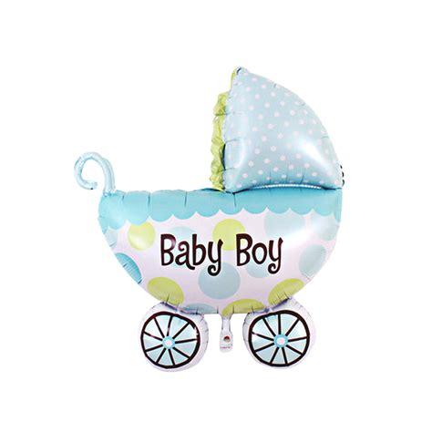 Balon Foil Baby Mini Boy baby boy stroller foil balloon partysaurusland