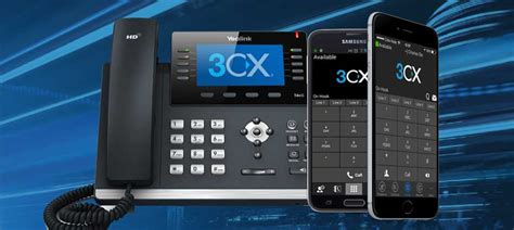 3cx mobile how 3cx phone system works air comms