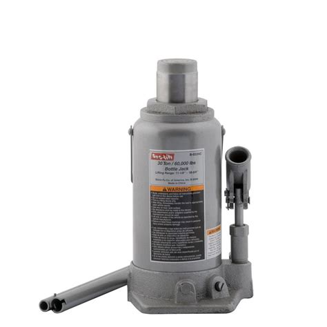 pro lift 30 ton bottle b 033d the home depot