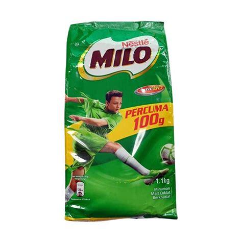 Milo Activ Go 1 Kg Tanpa Sachet update harga milo complete mix minuman 960g 2pcs