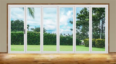 sliding glass door track system innovative folding patio doors panoramic doors