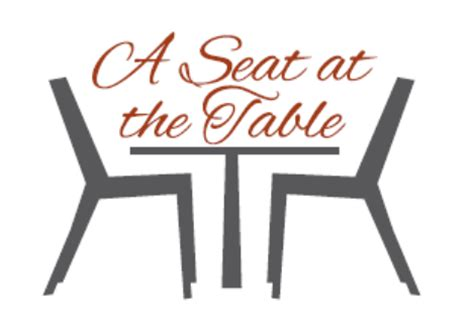 At The Table by Takeyourseat A Seat At The Table Portland Annual
