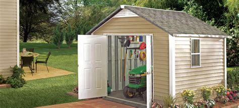 Barrette Sheds by The Homestyles Shed Advantage Vinyl Construction