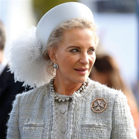 princess michael of kent celebrates 70th birthday with her cat
