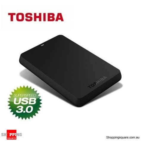 Harddisk External Toshiba 500gb toshiba 500gb canvio usb 3 0 portable external drive shopping shopping square