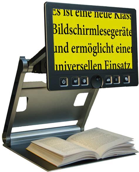visio book vid 233 o agrandisseur ultra portable visiobook