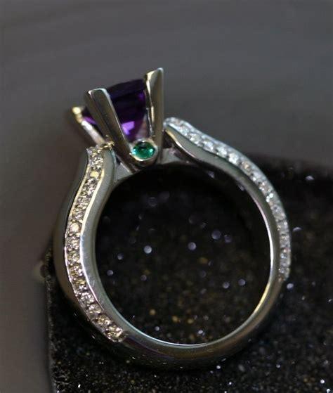 17 best images about rings amethyst kunzite gemstones