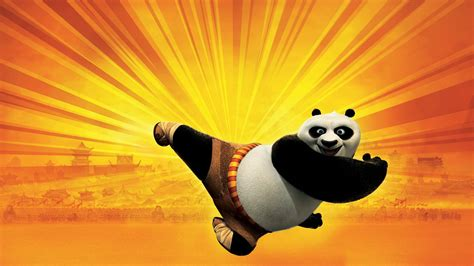 hd kung fu panda  wallpaper