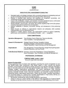 Sample Consultant Resume Management Consulting Resume