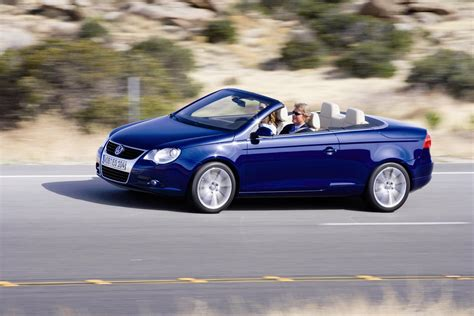 Vw Eos Review by 2006 Volkswagen Eos Review Top Speed