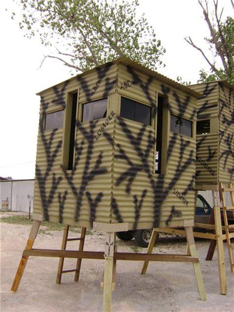 Bow Window Support Brackets ez tower deer blind brackets deerviewwindows com