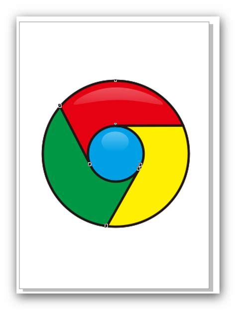 membuat logo google chrome dengan coreldraw aridhoprahasti education blog membuat logo google chrome