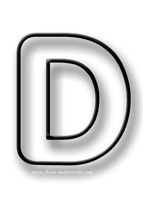 lettere d lettre d