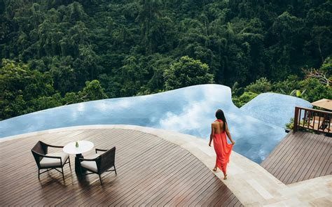hanging infinity pools bali ubud s best infinity pools 9 alternatives to hanging gardens