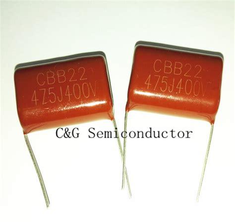 Capacitor 475 J 4 7uf 2000v Kapasitor 10pcs 400v 475 4 7uf 475j cl21 metallized polyester capacitor quality rohs in