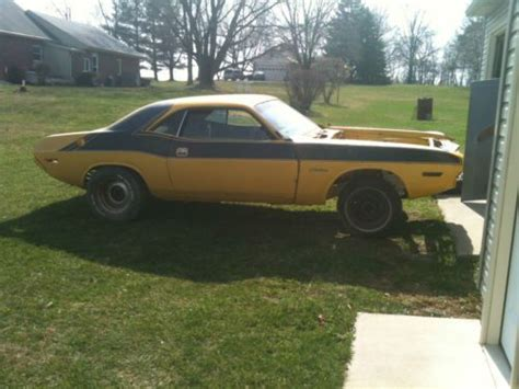 dodge challenger 90 purchase new 1971 dodge challenger 90 rust free in