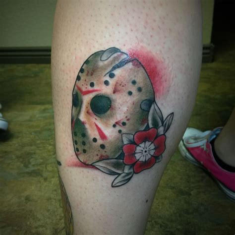 jason tattoo jason mask www pixshark images galleries