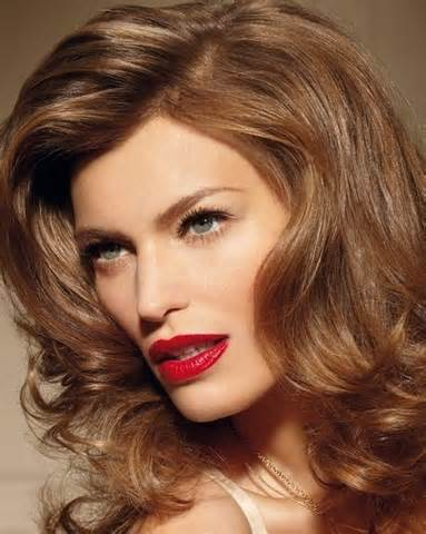 Glamorous medium hairstyles 01 hairstyle blog hair fashion with