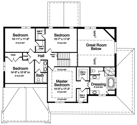 Brentwood Floor Plan all plans the brentwood